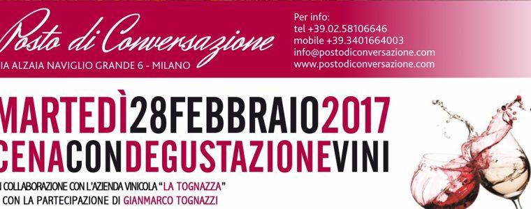 Gian Marco Tognazzi e la sua  Tognazza di nuovo protagonisti a Milano